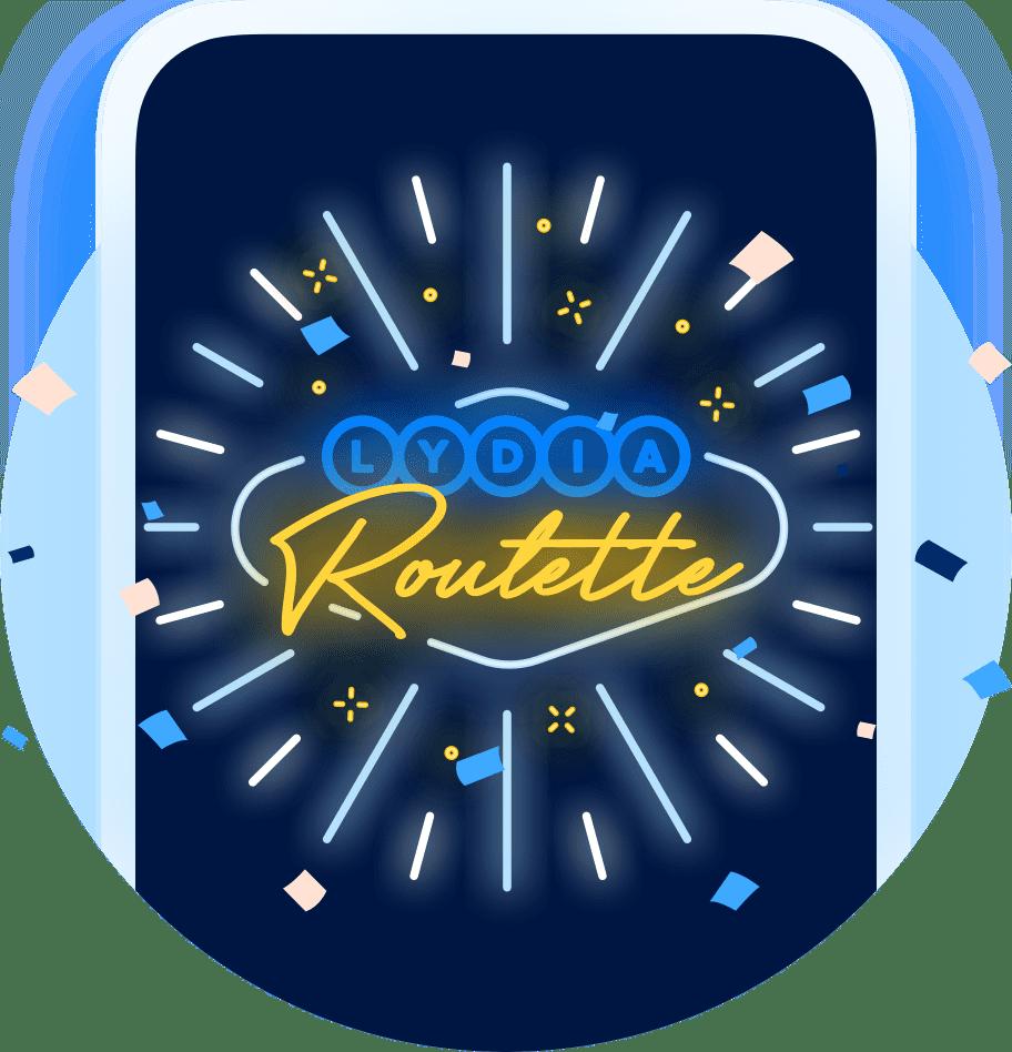 Roulette Lydia