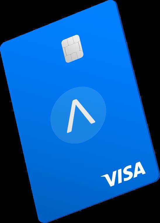 Lydia Visa card